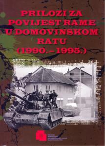PRILOZI ZA POVIJEST RAME U DOMOVINSKOM RATU (1990. -1995.)