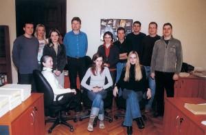 Ustrojavanje Centra završilo je zapošljavanjem novih vježbenika i arhivista u siječnju ove godine